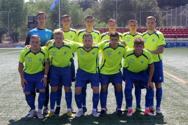 Футболісти з Тернополя виходять до півфіналу чемпіонату Європи