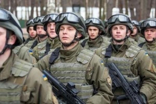 Дві тисячі Нацгвардійців будуть патрулювати вулиці Тернополя