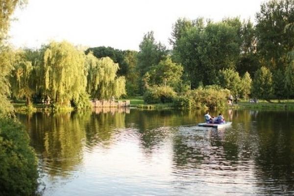 У тернопільському парку, вперше за три десятиліття, очистять всі водойми