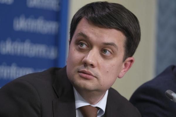 Дмитро Разумков назвав можливого прем'єр-міністра: одні радіють, інші розлючені