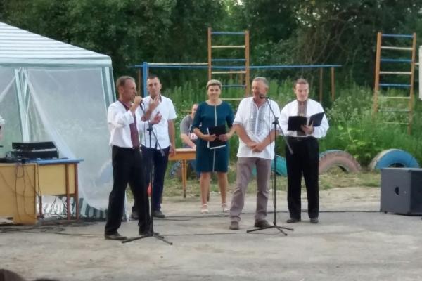 «День села» у Скоморохах святкували гучно