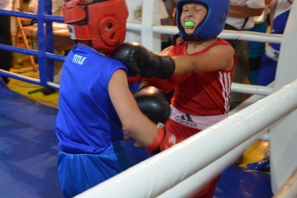 Теребовлянські юні боксери показали волю до перемоги