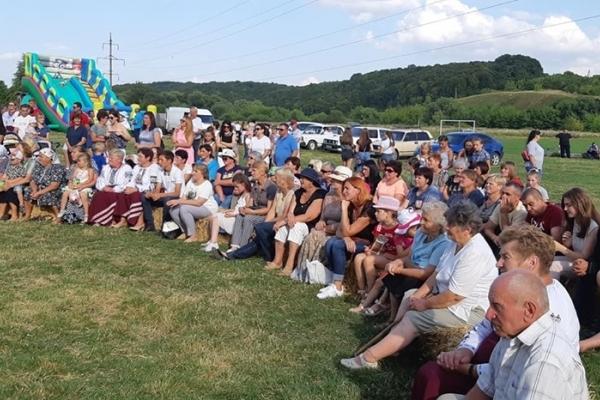 В Дичкові під Тернополем святкували «День села»