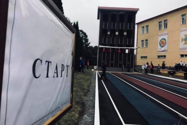 У Тернополі розпочалася боротьба за Кубок України з пожежно-прикладного спорту