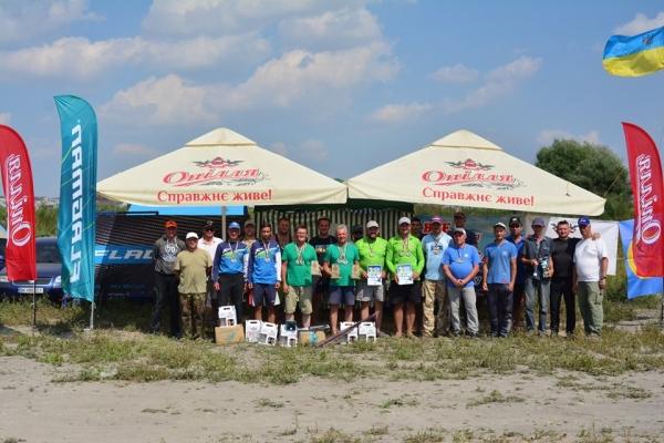 У Тернополі рибалки з різних куточків України відпочили на славу та пригощалися продукцією «Опілля»