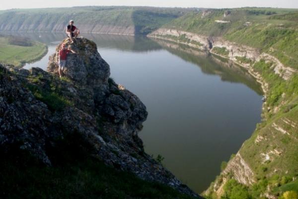 Дністер туристичний: де мандрувати і що дивитися (Фото)