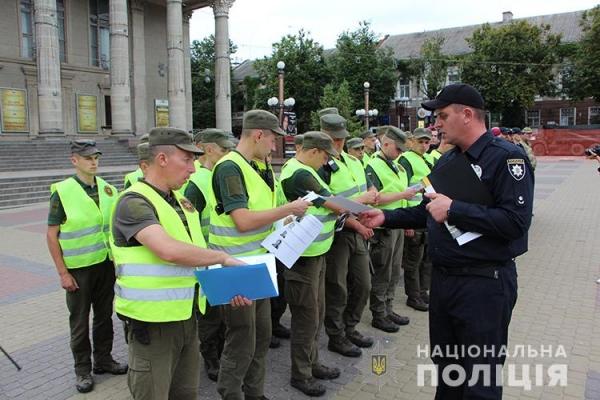Вулиці Тернополя патрулюватимуть нацгвардійці
