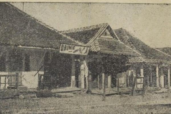 Кременецькі заїзди на ретро фото 1930-х років