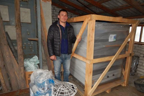 Мешканець Тернопільщини виграв грант для реалізації власної мрії