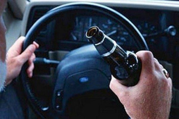 На Тернопільщині, п'яні молодики переслідували автівку