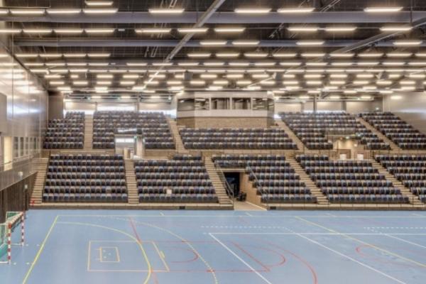 Незабаром у Тернополі розпочнеться будівництво багатофункціонального комплексу «Палац спорту»