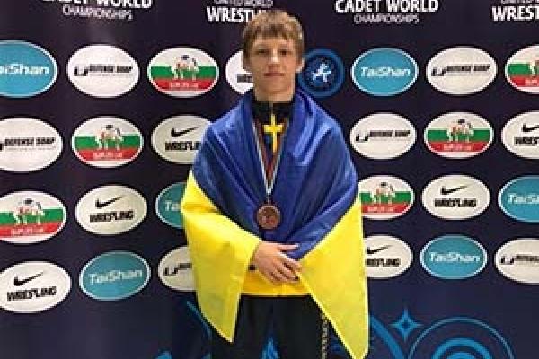 Тернополянин привіз бронзу із чемпіонату світу
