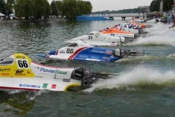 Три етапи Чемпіонату cвіту з водно-моторного спорту традиційно проведуть у Тернополі