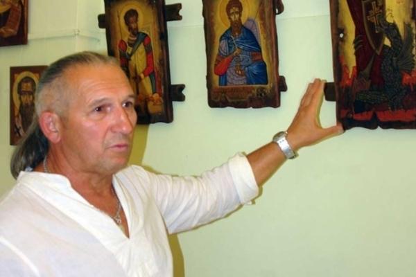 Чортківський іконописець Володимир Шерстій став лауреатом обласної премії у галузі культури
