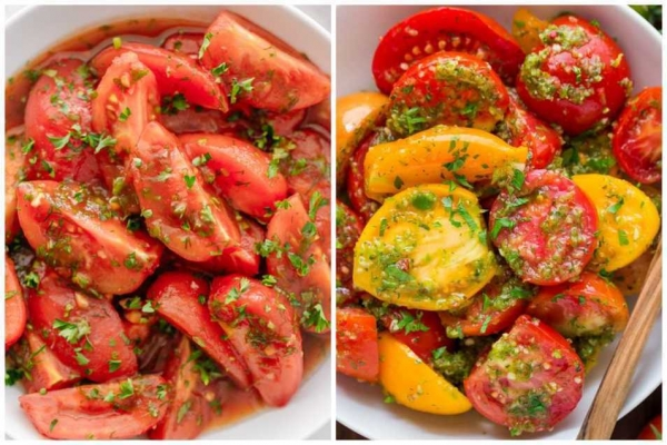 Неймовірна закуска – мариновані помідори за 30 хвилин. Смачний рецепт з Італії