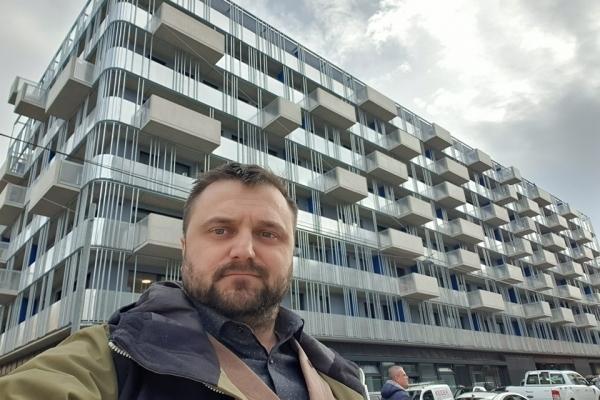 Архітектурний проект Ростислава Бортника із Бережан претендує на державну премію Австрії