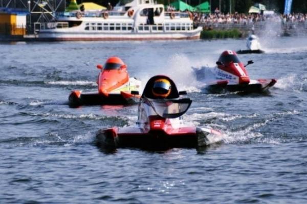 Чемпіонат світу з водно-моторного спорту традиційно проведуть у Тернополі