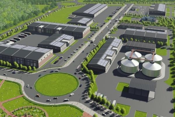 Створюють  новий індустріальний парк, який виграв у  «Нових лідерах – 2»