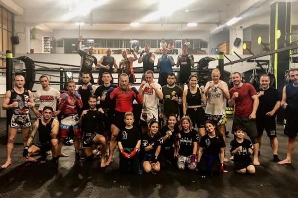 Потрапити на безкоштовне відкрите тренування з таїландського боксу Muay Thai  зможе кожен охочий вже цього тижня