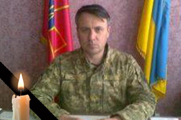 Раптово помер військовий підполковник з Тернопільщини