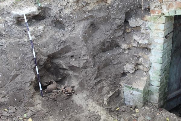 На Тернопільщині віднайшли давньоруське поховання