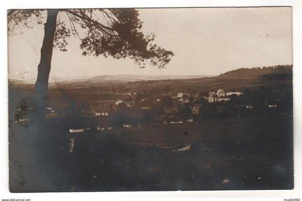 Село Куряни 100 років тому