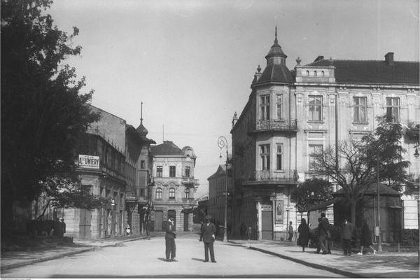 Тернопіль на фото 1920-х років