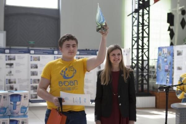 Школяр з Тернопільщини боротиметься за найвищу нагороду з рук Кронпринцеси Швеції Вікторії