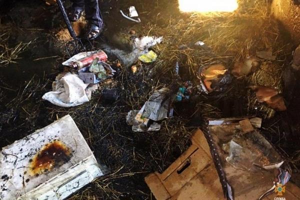 На Тернопільщині дитина постраждала під час пожежі