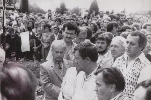 30 років виходу з підпілля УГКЦ і реабілітації УАПЦ