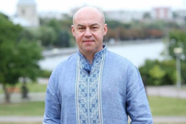 Вітання очільника Тернополя Сергія Надала з Днем Незалежності