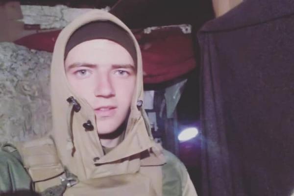 В зоні ООС загинув 20-річний Віталій Собко з Тернопільщини