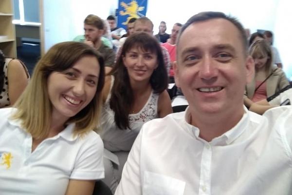 Обрано нового голову Тернопільського обласного осередку УГП