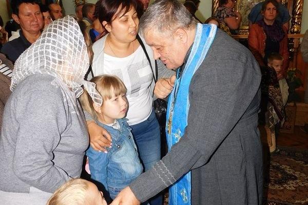 На Монастирищині відбулася проща до Чудотворної ікони