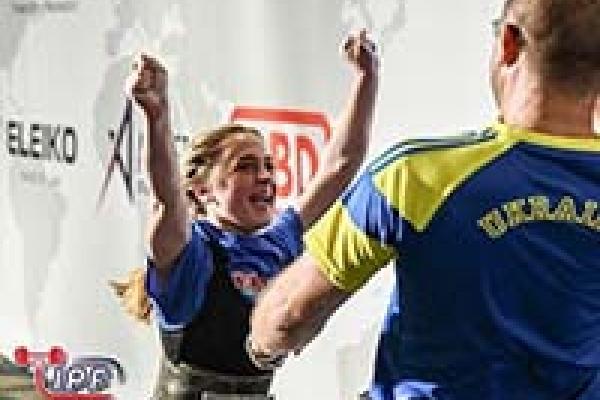 Тернополянка стала чемпіонкою світу з паверліфтингу
