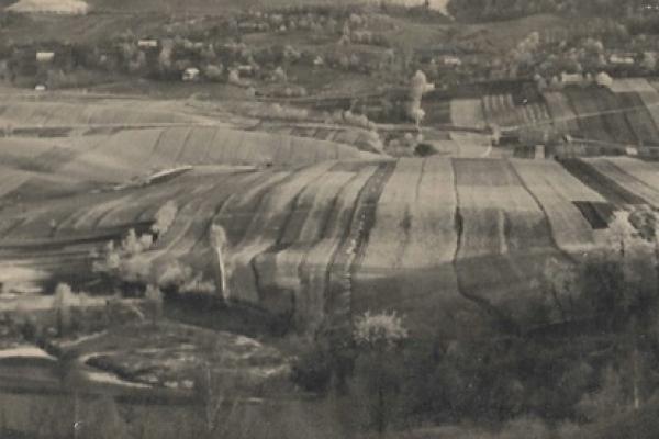 Село Жолоби на Тернопільщині 80 років тому