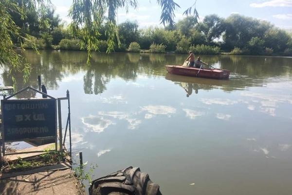 Вода помилок не пробачає: на Тернопільщині втопився чоловік