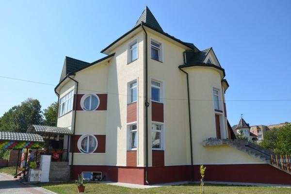 На Тернопільщині запрацював дитячий будинок сімейного типу