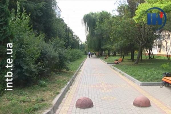 У Тернополі пенсіонер за свої добрі прагнення поплатився солідним штрафом (Відео)