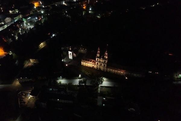 Неймовірно красиві фото нічного Бучача захоплюють користувачів соцмереж