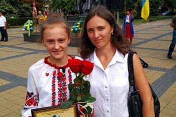 Престижну премію імені всесвітньовідомого земляка отримала юна художниця з Тернополя