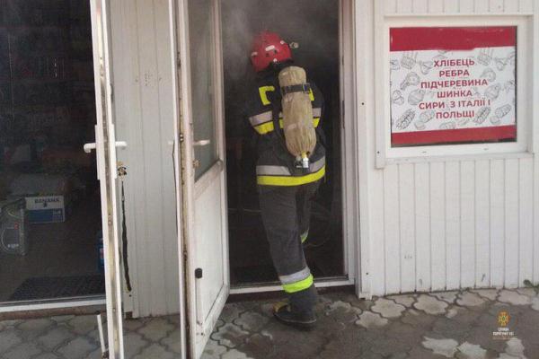 На Тернопільщині від полум'я врятували сім рундуків