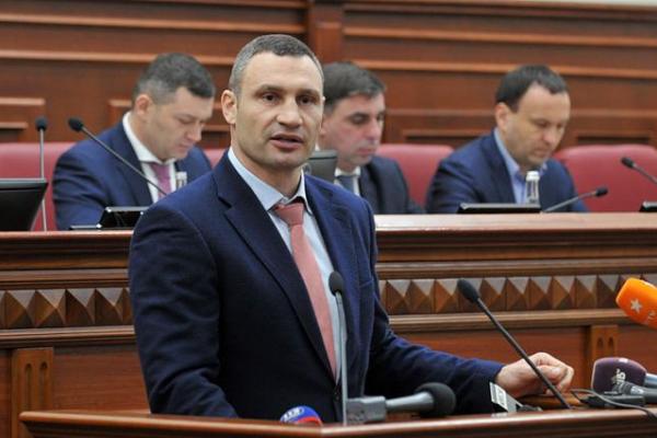 Кабмін звільнив Кличка з посади голови КМДА