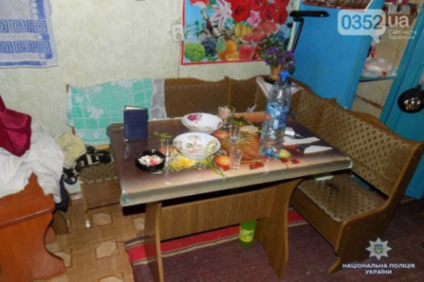 У Тернополі жителька Закарпаття ледь не вбила героя АТО