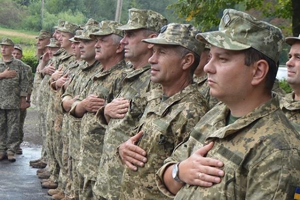 Півтисячі жителів Тернопільщини відправлять на полігони