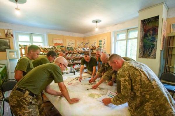 На Тернопільщині розпочалися командно-штабні тренування