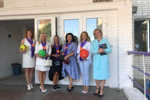 У школі №28 з`явилася сенсорна кімната для особливих дітей – допомогла «Асоціація жінок України «Дія» (Відео)