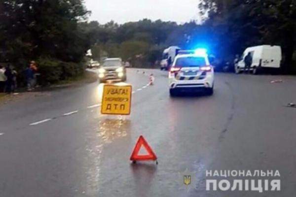 Кермувальник фури з Тернопільщини протаранив автобус: одна людина загинула
