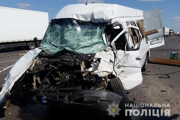 На перехресті Біла-Чистилів сталась аварія