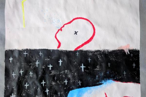 12 вересня тернополян запрошують на виставку київського митця